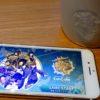 外出先でiPhone使って艦これ全画面プレイしてきたよ!!in 神戸のスタバ